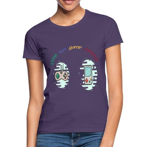 Retro Gaming Tribute - Frauen T-Shirt