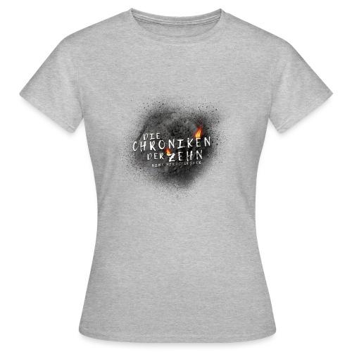 Die Chroniken der Zehn-Meteorit - Frauen T-Shirt