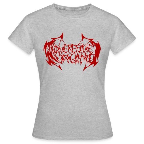 ARV Logo rosso - Maglietta da donna