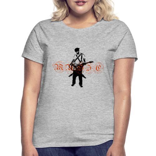 Guitarr Musician by Stefan_Lindblad - T-shirt dam
