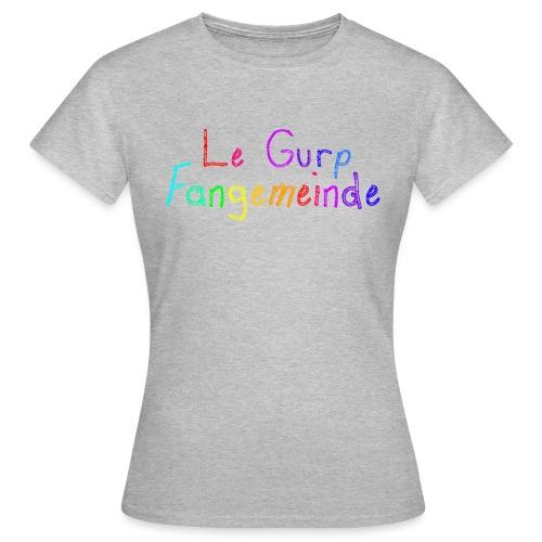 lgfangemeindebunt - Frauen T-Shirt