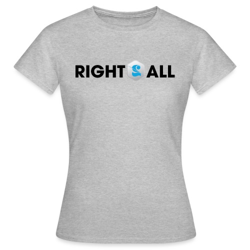 right png - T-shirt Femme
