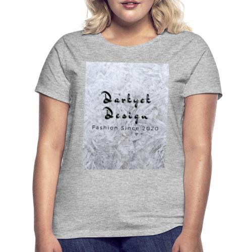 darkyek desing logo 2 0 - Camiseta mujer
