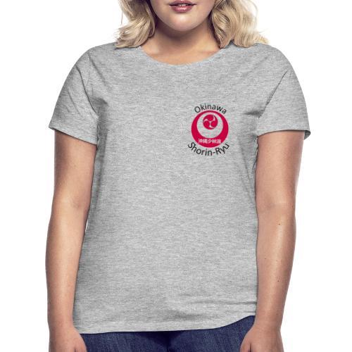 Okinawa Shorin Ryu - Dame-T-shirt