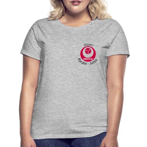 Jissen Karate Jutsu - Dame-T-shirt