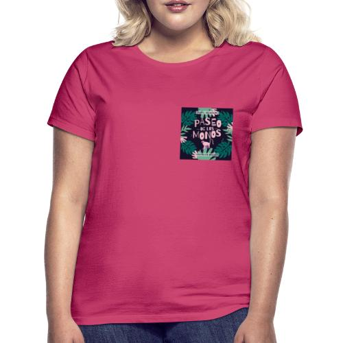 Paseo de los Monos - Women's T-Shirt