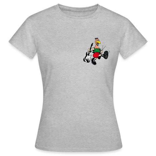 hahn4c - Frauen T-Shirt