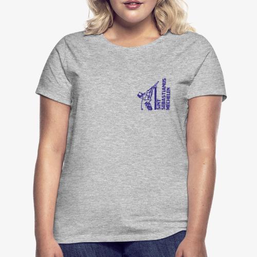 Logo St. Sebastianus - Vrouwen T-shirt