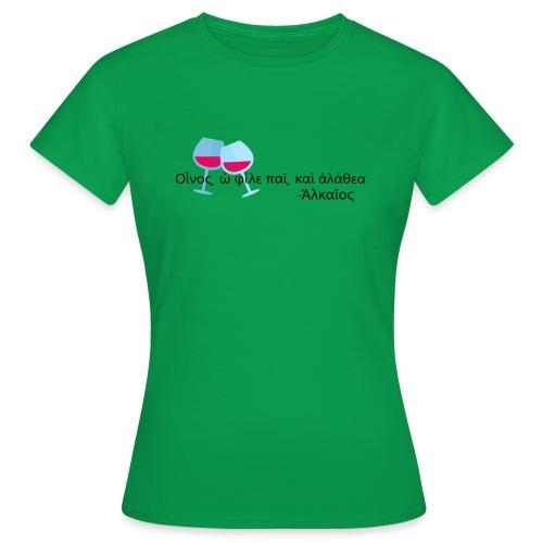 Alceo - Maglietta da donna