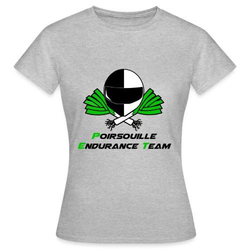logo sweat png - T-shirt Femme
