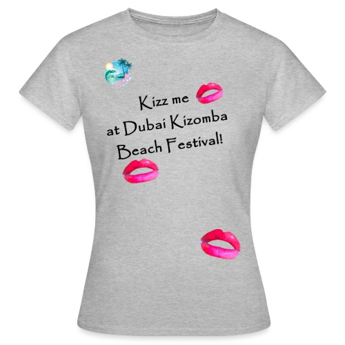 Perfect lips design black text variation 4 - Women's T-Shirt