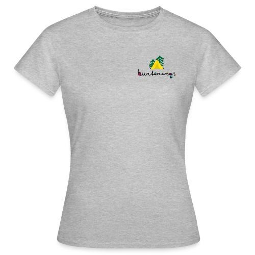 BUNTERwegs - Frauen T-Shirt