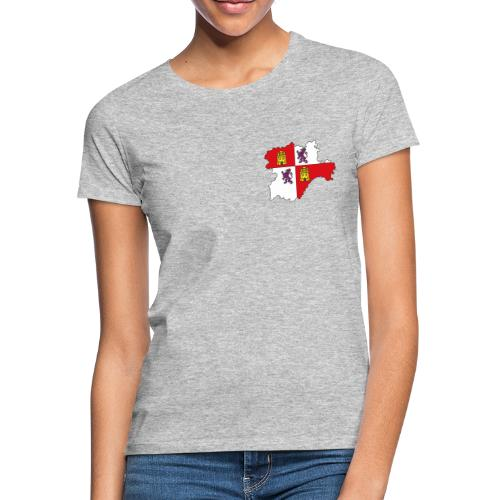 Logo Castellano leonés - Camiseta mujer