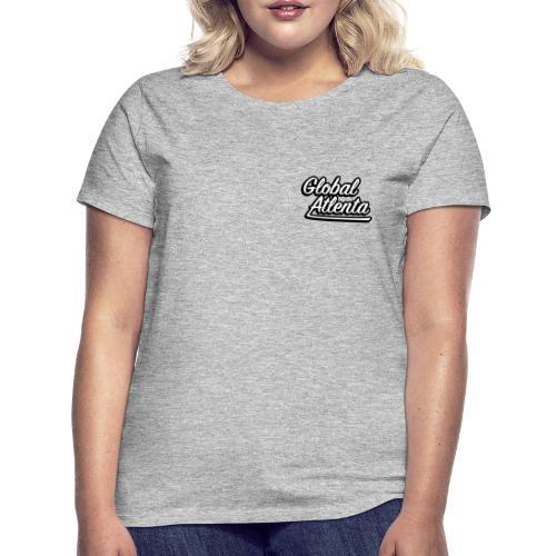 DJ Global Atlenta - T-shirt Femme