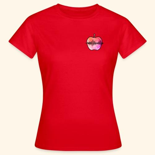 AppleJazzDK Logo - Dame-T-shirt