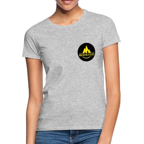 Raid du Val D'Illiez - T-shirt Femme
