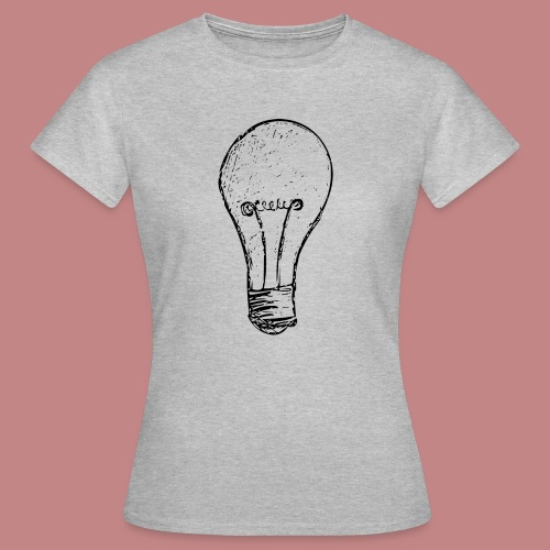 Lightbulby - Frauen T-Shirt