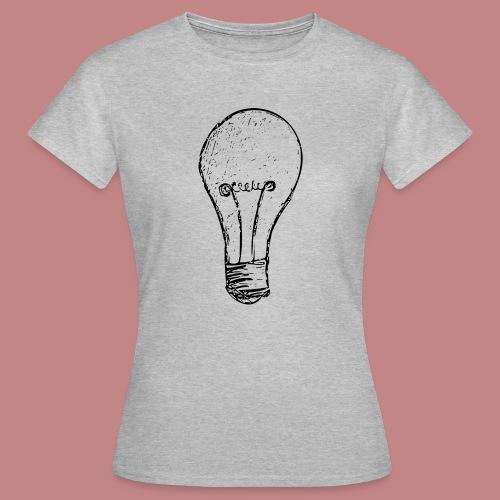 Lightbulby - Frauen T-Shirt