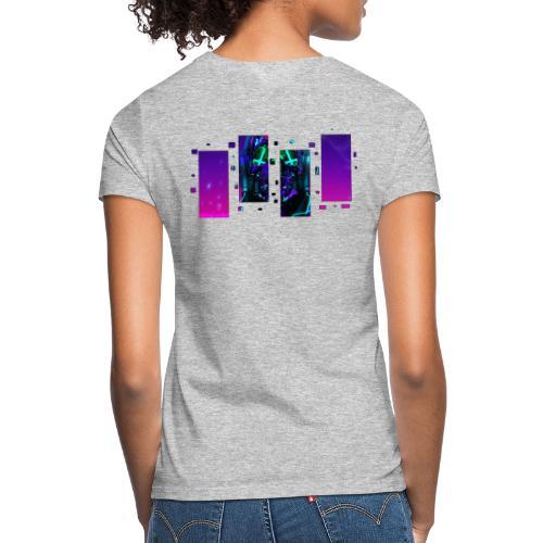 CyberDemate - T-shirt Femme