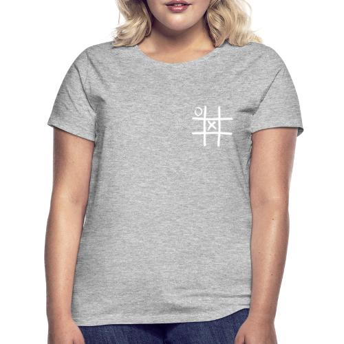 Bianco - Maglietta da donna