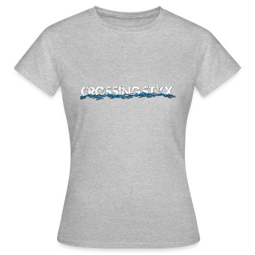 Crossing Styx Logo - Women's T-Shirt