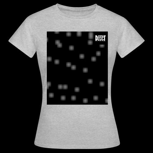 District Brand - Maglietta da donna