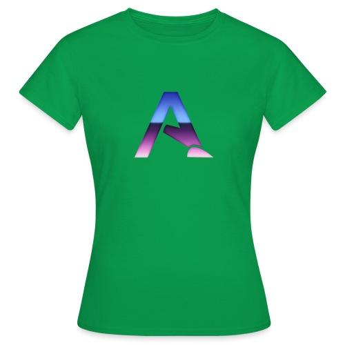 logga 3 - T-shirt dam