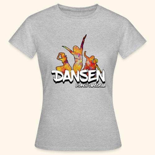 Dansen Mosaik - T-shirt dam