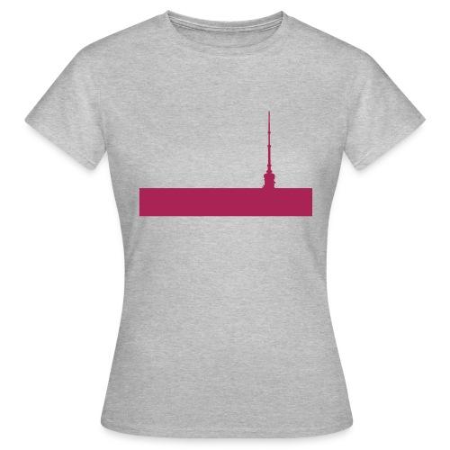 Fernsehturm Berlin - Frauen T-Shirt