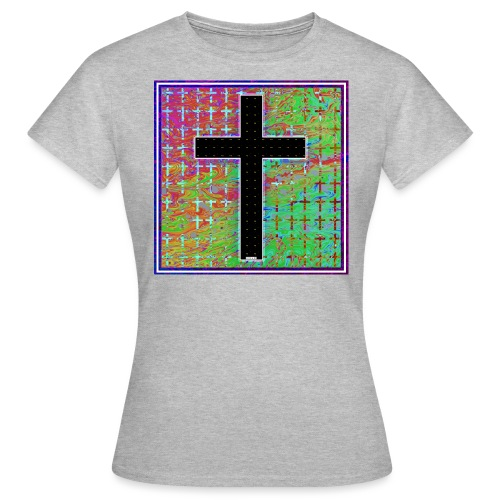 NEW CROSS 3 jpg - Women's T-Shirt