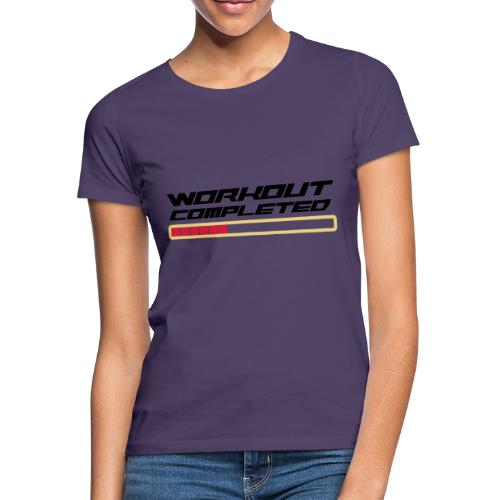 Workout Komplett - Frauen T-Shirt