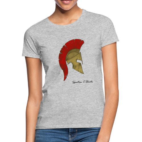 Spartan - T-skjorte for kvinner