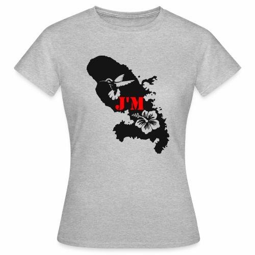 J'M La Martinique - T-shirt Femme