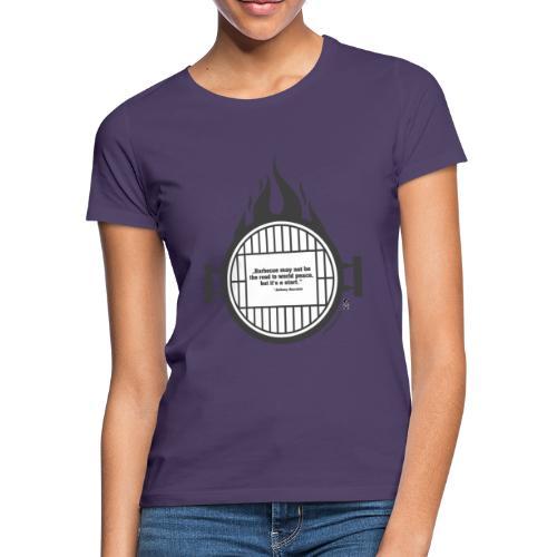 Anthony Bourdain - Frauen T-Shirt