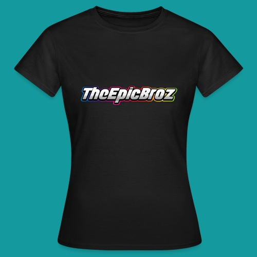 TheEpicBroz - Vrouwen T-shirt
