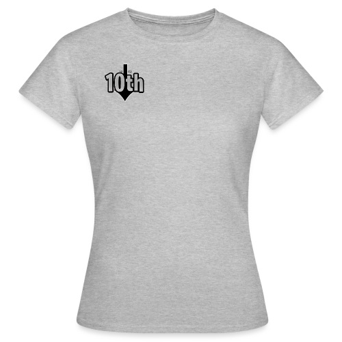 10th Normal Logo - Frauen T-Shirt