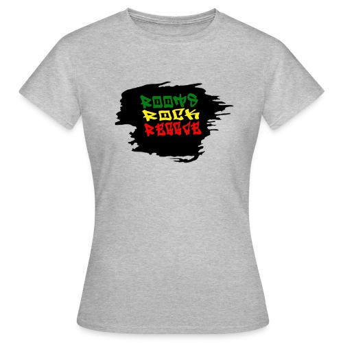 roots rock reggae - T-shirt Femme