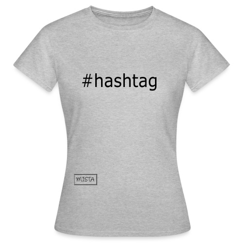 MISTA square - Frauen T-Shirt