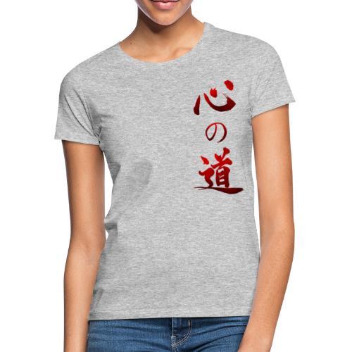 KOKORO NO MICHI - T-shirt Femme