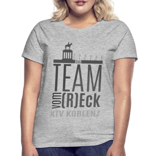 Shirt_Logo_2016_grau - Frauen T-Shirt