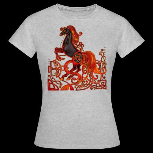 Celtic Horse Night Mare - Women's T-Shirt