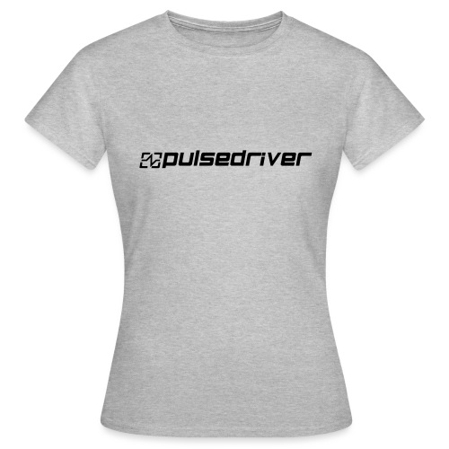 Pulsedriver (Logo) - Women's T-Shirt
