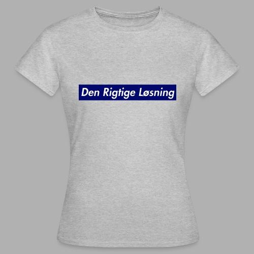 DRL BOGO - Dame-T-shirt