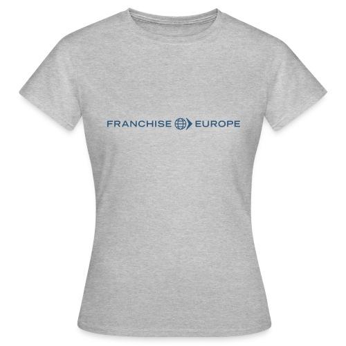 Franchise Europe t-shirt - Women's T-Shirt