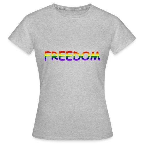 Freedom #1 - Frauen T-Shirt