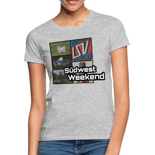 SÜDWEST WEEKEND - Frauen T-Shirt