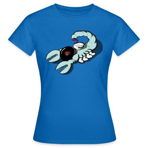 Space Scorpions?! (Colour) - Women's T-Shirt