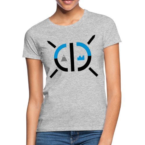 2k19 mer et montagne - T-shirt Femme