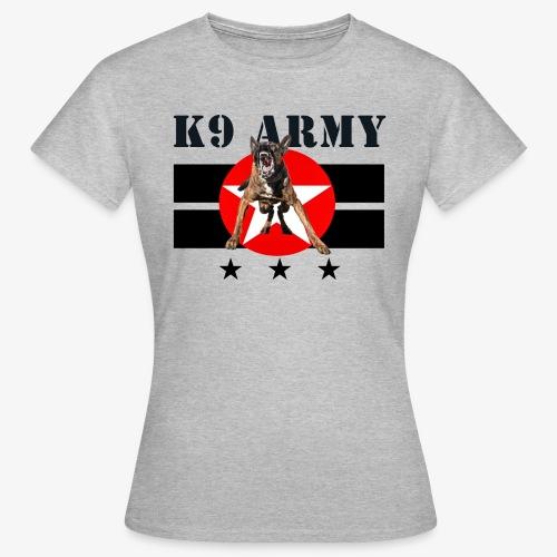 K9 CARDI ARMY - Women's T-Shirt