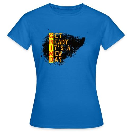 New Fresh Day - T-shirt Femme